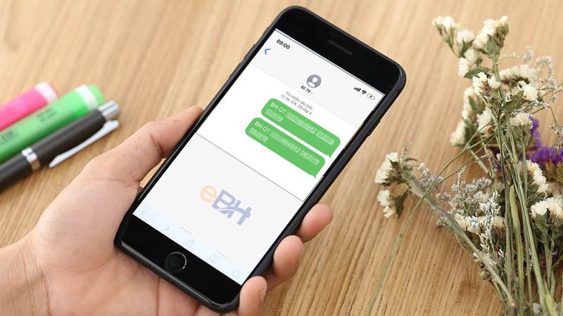 Hướng dẫn người tham gia BHXH tra cứu bằng tin nhắn