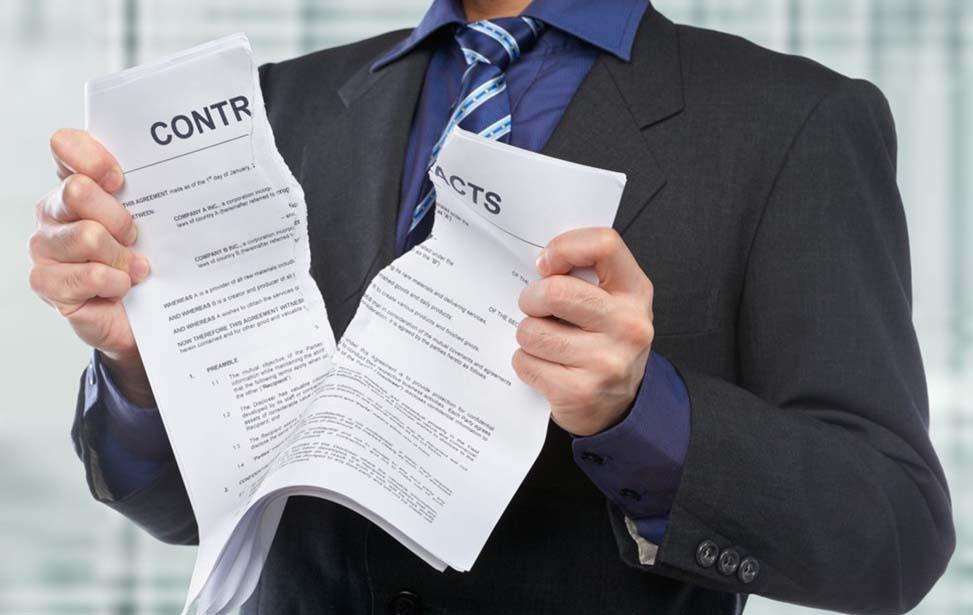 Trường hợp chấm dút hợp đồng lao động