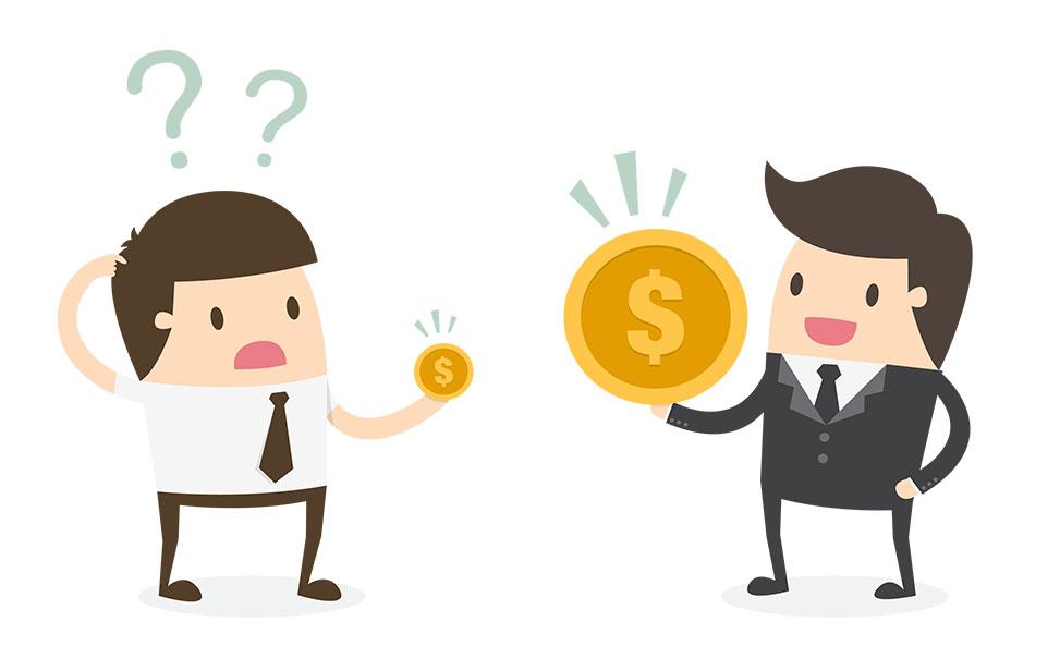 Đóng BHXH thấp hơn mức lương trong hợp đồng - ảnh 1